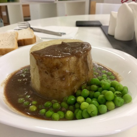 Pack of 4 Suet Steak & Guiness Puddings