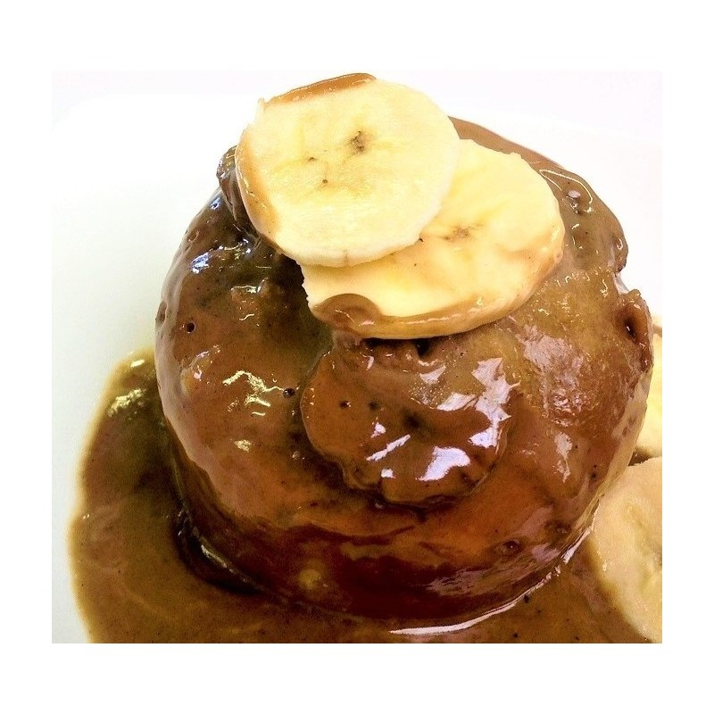 Banoffee Steamed Pudding