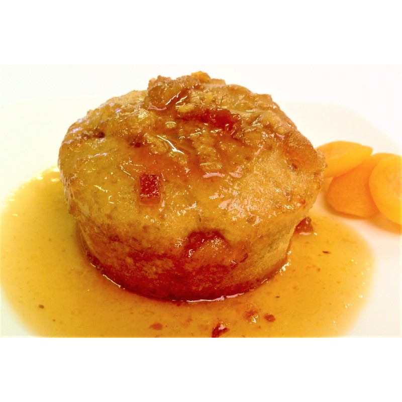 Lord Randall Steamed Pudding