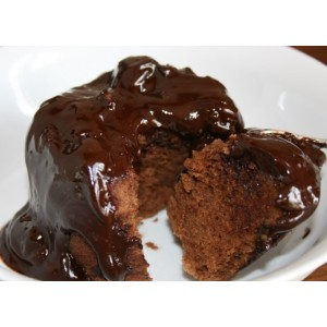 Rich Chocolate Gluten & Wheat Free Pudding
