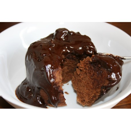 Rich Chocolate Steamed Pudding